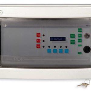 Senistron gas control panel