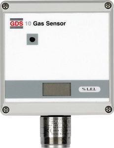 GDS 10 single point gas sensor
