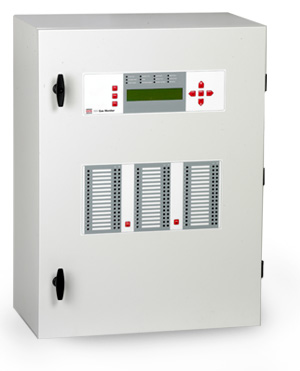 GDS 305 sequential gas sampling system