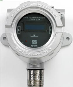 xdi f1win hazardous area gas detectors